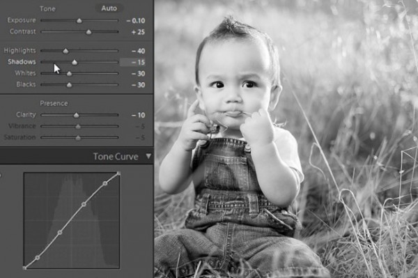 Black And White Photography Editing Tips